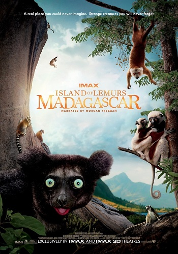 Island Of Lemurs: Madagascar [Latino]