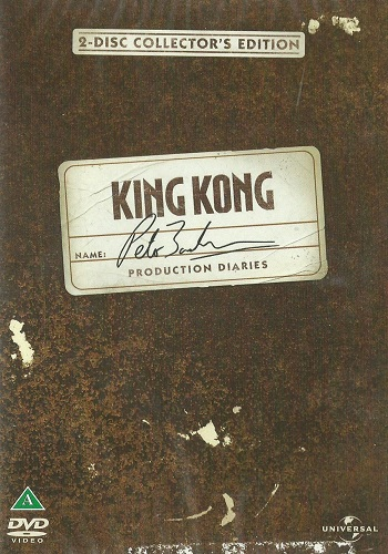 King Kong Production Diaries
