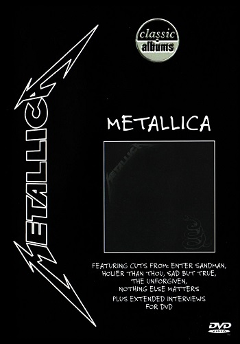 Metallica: Black Album [DVD9]