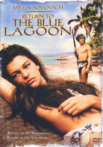Return To The Blue Lagoon [Latino]