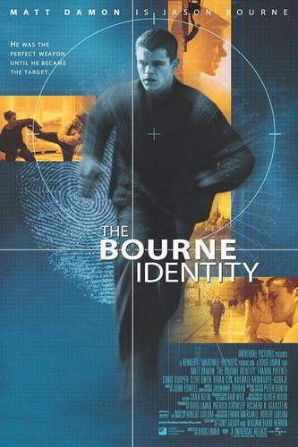 The Bourne Identity [BD25][Latino]