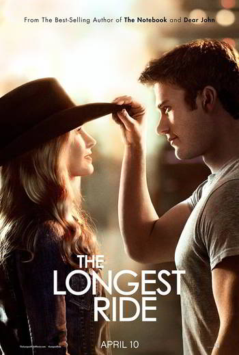 The Longest Ride [BD25][Latino]