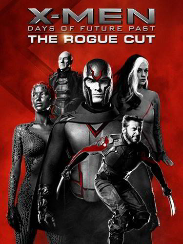 X-Men: Days of Future Past – The Rogue Cut [BD25][Latino]