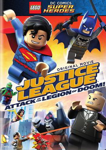 LEGO DC Super Heroes: Justice League – Attack of the Legion of Doom! [BD25][Latino]