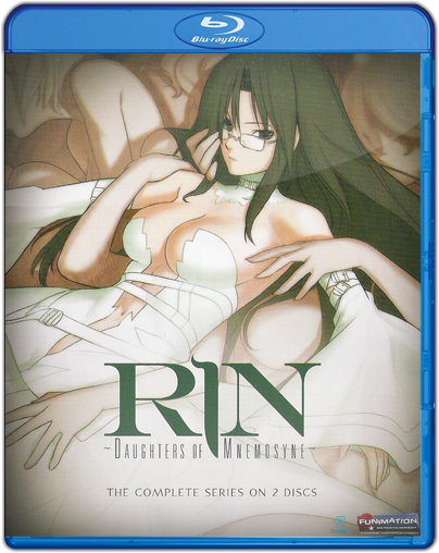 Rin: Daughters of Mnemosyne [BD50]