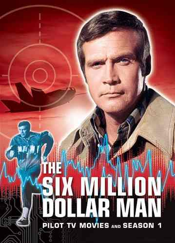 The Six Million Dollar Man [Latino]