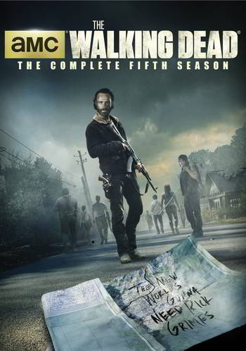 The Walking Dead: Season 5 [Latino]