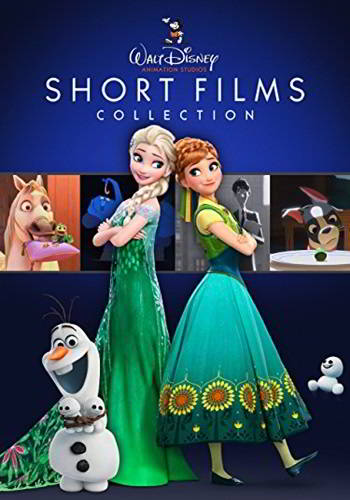 Walt Disney: Short Films Collection [Latino]
