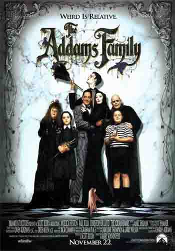 The Addams Family [DVD9] [Latino]