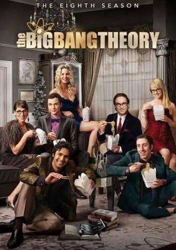The Big Bang Theory: Season 8 [DVD9]