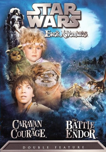 An Ewok Adventure: Double Feature