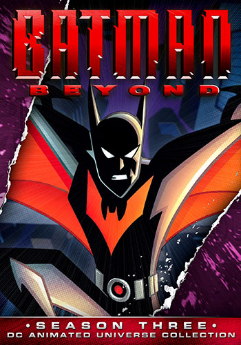 Batman Beyond: Season 3 [Latino]