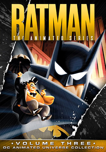 Batman: The Animated Series: Season 3 [Latino]