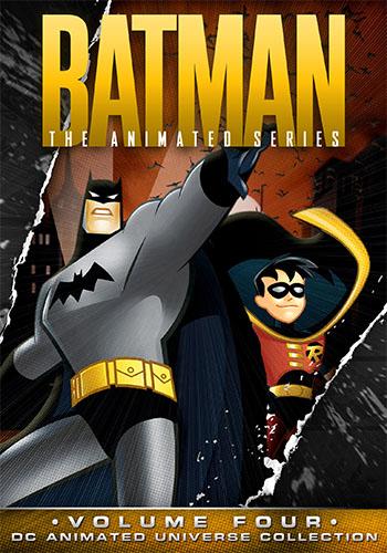 Batman: The Animated Series: Season 4 [Latino]