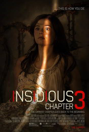 Insidious: Chapter 3 [BD25][Latino]