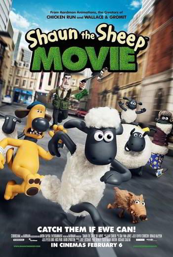 Shaun the Sheep Movie [BD25]