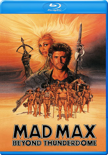 Mad Max: Beyond Thunderdome [BD25] [Latino]