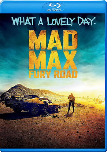 Mad Max: Fury Road [BD25] [Latino]