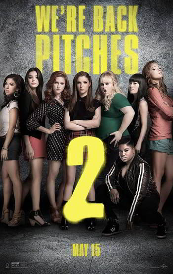 Pitch Perfect 2 [BD25][Latino]