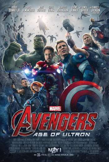 Avengers: Age of Ultron [3D-BD25][Latino]
