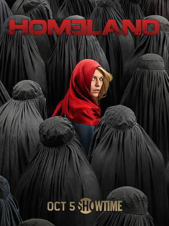 Homeland: Season 4 [DVD9] [Latino]