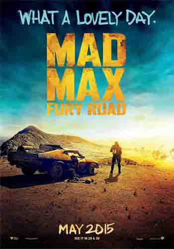 Mad Max: Fury Road [DVDBD][Latino]