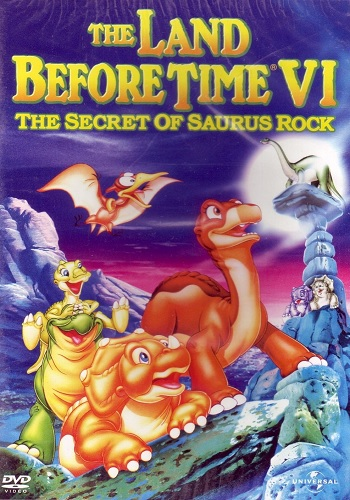 The Land Before Time VI: The Secret Of Saurus Rock [Latino]