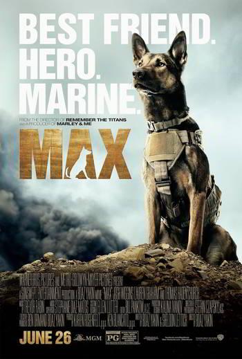 Max [DVD9][Latino]