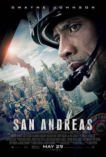 San Andreas [DVD9] [Latino]