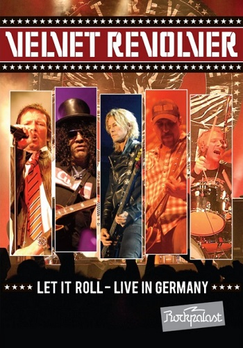 Velvet Revolver: Let It Roll