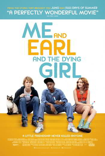 Me, and Earl and the Dying Girl [DVD9] [Latino]
