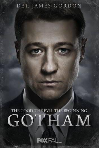 Gotham Season 1 [BD50]