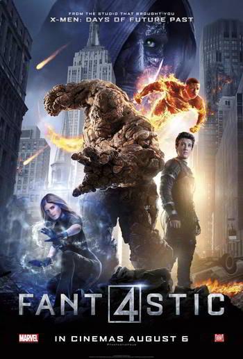 Fantastic Four [BD25][Latino]