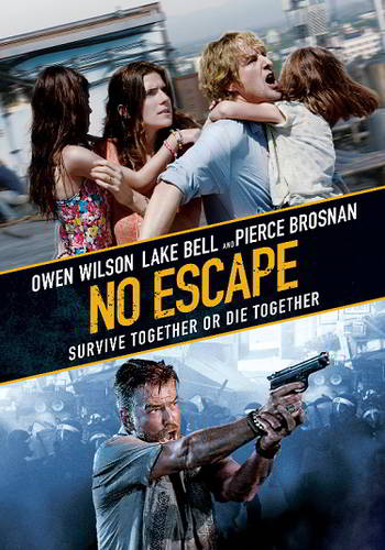 No Escape [DVDBD][Latino]