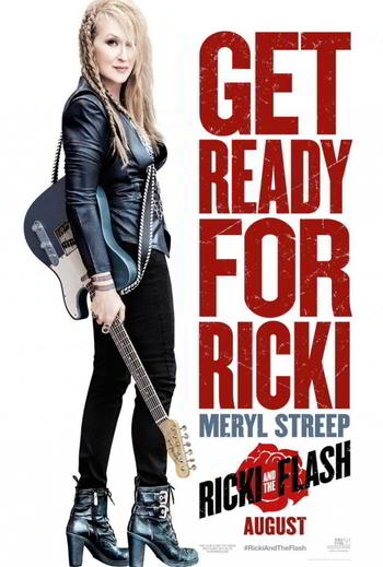 Ricki and the Flash [BD25][Latino]