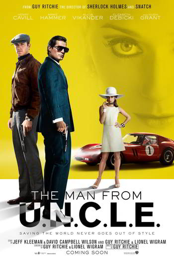 The Man from U.N.C.L.E. [BD25][Latino]