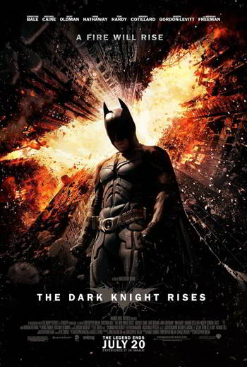 The Dark Knight Rises  [Latino]