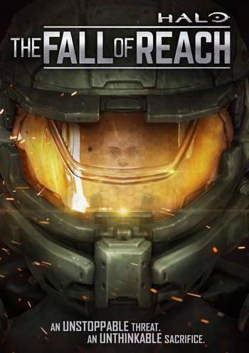 Halo: The Fall of Reach [BD25][Latino]