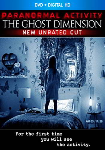 Paranormal Activity: The Ghost Dimension UNRATED [Latino]