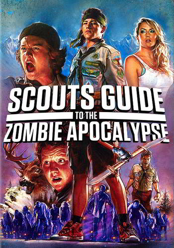 Scouts Guide to the Zombie Apocalypse [.Latino.]