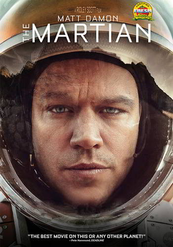 The Martian [DVD9] [Latino]