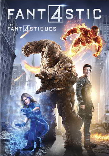 FANT4STIC – The Fantastic Four [DVD9] [Latino]