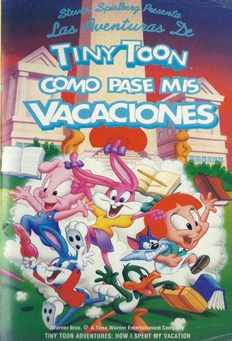 Tiny Toon Adventures: How I Spent My Vacation [Latino]