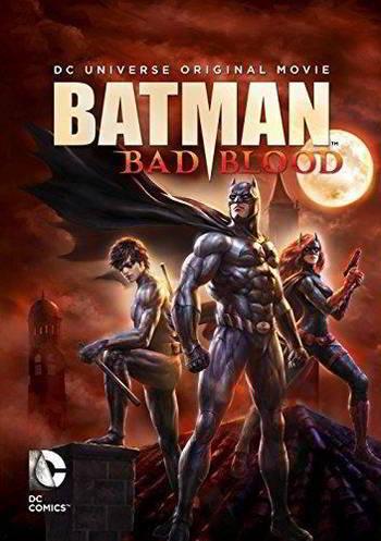 Batman: Bad Blood  [Latino]