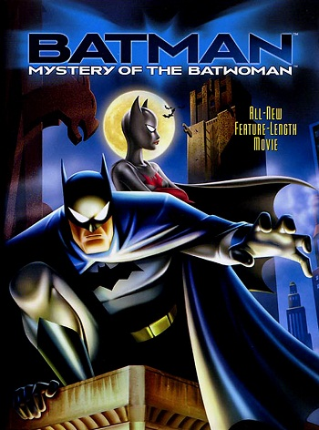 Batman: Mystery Of The Batwoman [Latino]