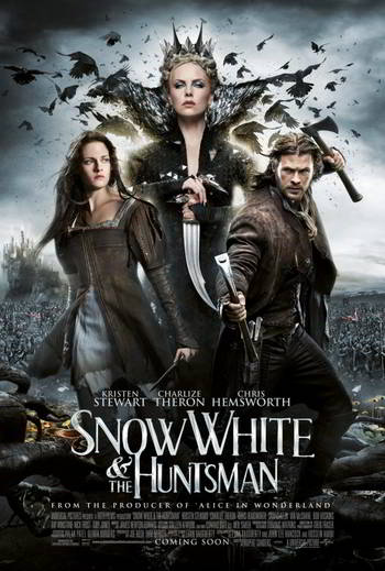 Snow White And The Huntsman  [Latino]