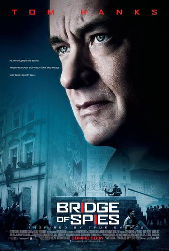 Bridge of Spies Bluray BD25