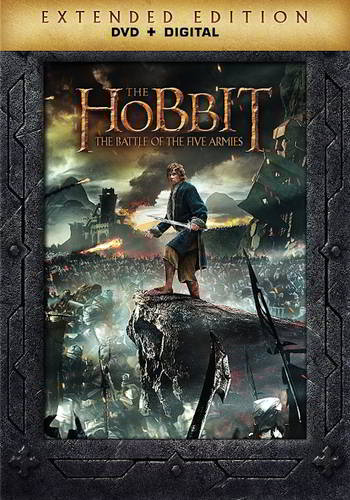 The Hobbit: The Battle of the Five Armies EXTENDED EDITION [DVD9]