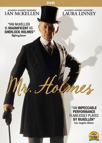 Mr. Holmes [DVD9] [Latino]