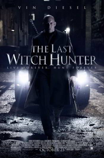 The Last Witch Hunter [DVD9][Latino]